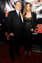 Georgina Chapman – School Of Rock Broadway Opening Night in New York, December 2015