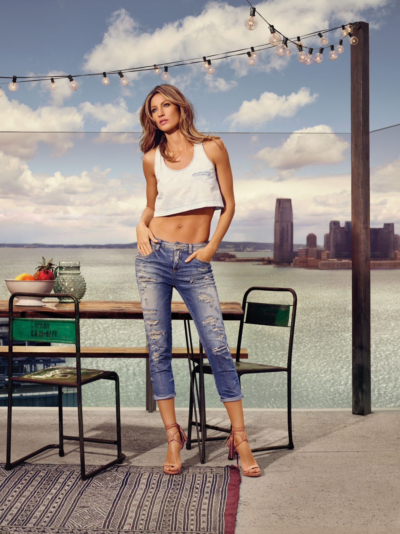 Gisele Bundchen - Photoshoot For Colcci Spring Summer 2016-7129