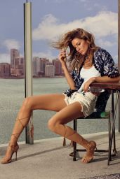 Gisele Bundchen - Photoshoot for Colcci Spring Summer 2016