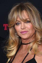 Goldie Hawn – 'The Hateful Eight' Premiere in Los Angeles