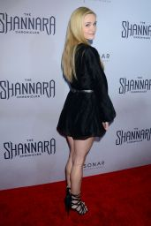 Greer Grammer – 'The Shannara Chronicles' Premiere Party in Los Angeles
