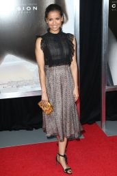 Gugu Mbatha-Raw - Concussion Premiere in New York City, NY