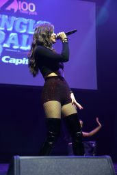 Hailee Steinfeld Performing at Z100 Jingle Ball 2015 in New York