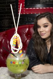Haliee Steinfeld - B96 Jingle Bash After-Party in Rosemont, Illinois, 12/12/2015