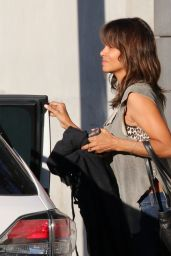 Halle Berry - Out in LA, December 2015