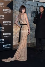 Hanaa Ben Abdesslem – The Pirelli Calendar 2016 Annie Leibovitz Launch in London