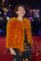 Helen McCrory – Star Wars: The Force Awakens Premiere at Odeon Leicester Square, London
