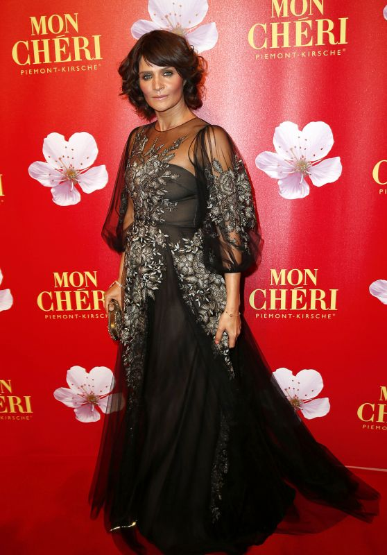 Helena Christensen - Mon Cherie Barbara Tag 2015 in Munich