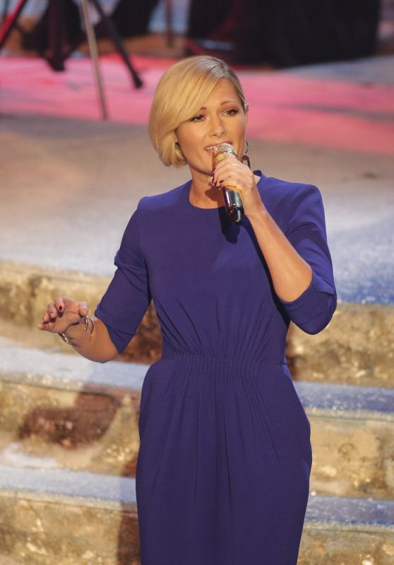 Helene Fischer - Adventsfest der 100.000 Lichter Congress Centrum Suhl, Germany