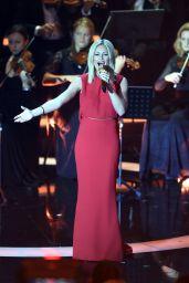 Helene Fischer Performs at Die Schönsten Weihnachtshits München, 12-2-2015