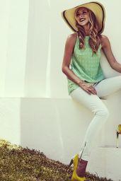 Hermione Corfield – Pocket London Jeans Campaign Shoot in Marbella 12/30/2015