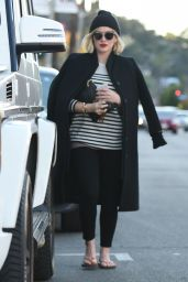 Hilary Duff - Shopping in LA 12/26/2015