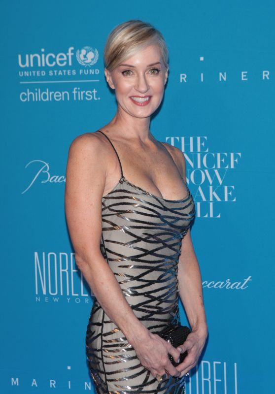 Hilary Gumbel – 2015 UNICEF Snowflake Ball in New York City