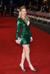 Hofit Golan - The Hateful Eight Premiere at Odeon Leicester Square in London
