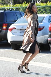 Jamie Chung Style - Out in Beverly Hills, December 2015