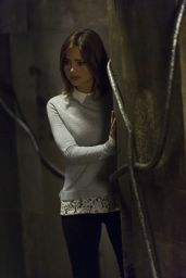 Jenna Coleman – 'Doctor Who' Pics, December 2015
