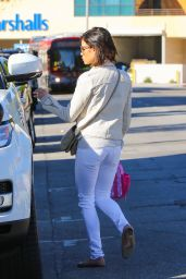 Jenna Dewan Tatum - Out in Los Angeles, December 2015
