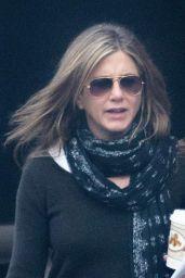 Jennifer Aniston Leaves Rehearsals for