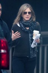Jennifer Aniston Leaves Rehearsals for