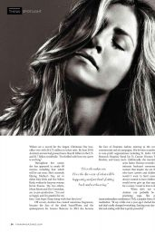 Jennifer Aniston - THINK Magazine December 2015 Issue