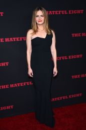 Jennifer Jason Leigh – 'The Hateful Eight' Premiere in Los Angeles