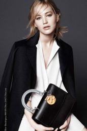 Jennifer Lawrence - Dior, December 2015