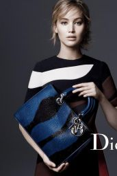 Jennifer Lawrence - Dior, December 2015