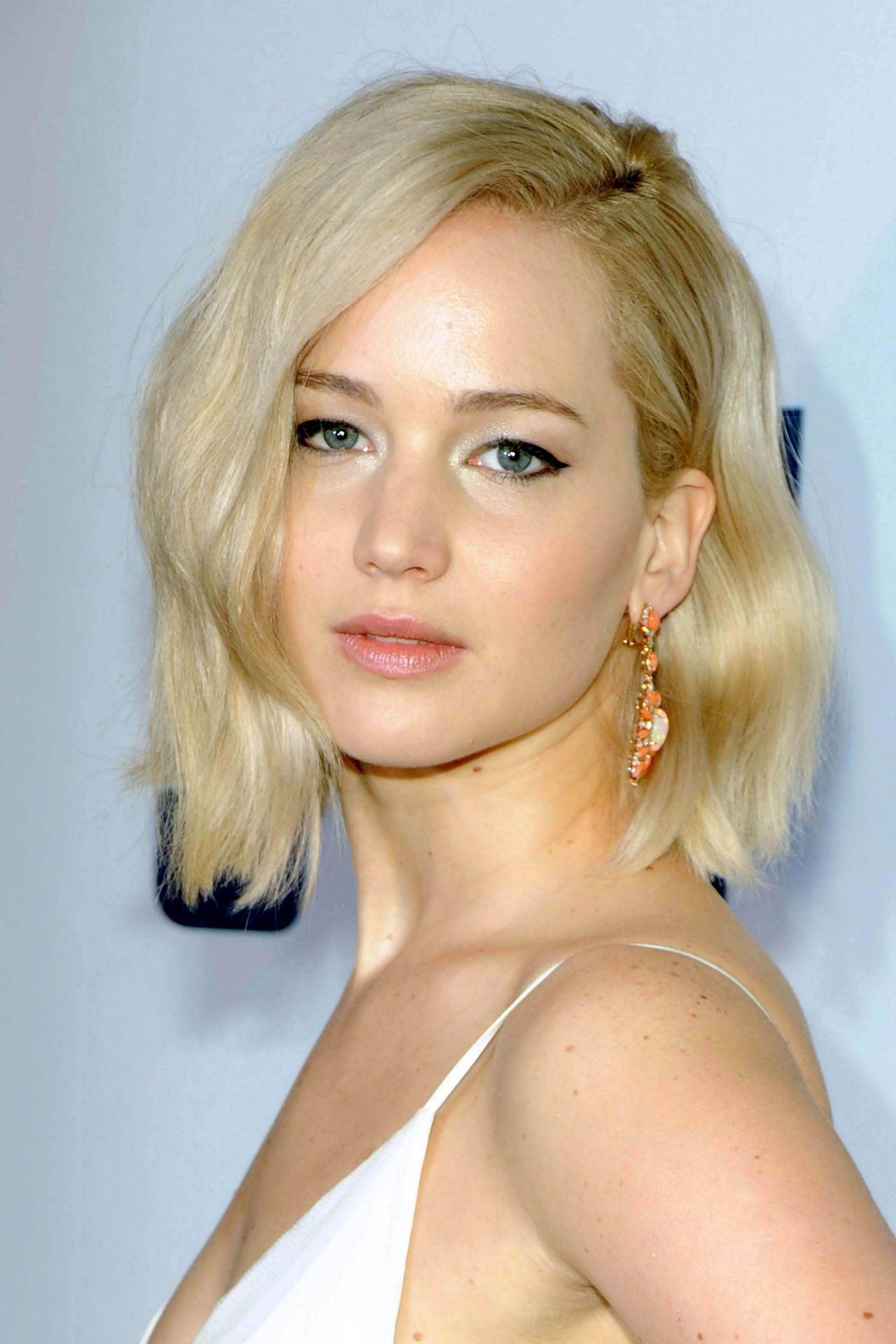 Jennifer Lawrence Joy Premiere In New York City