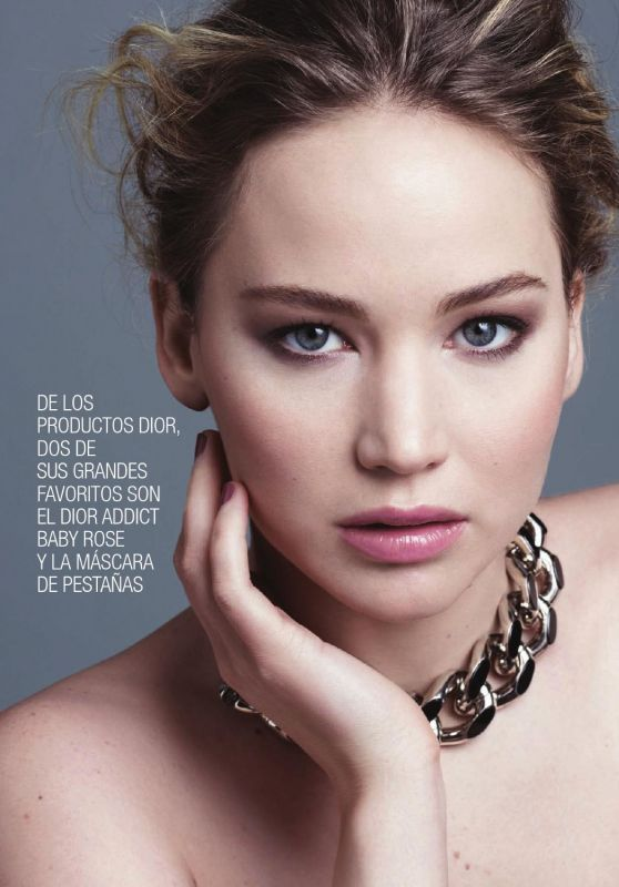 Jennifer Lawrence - Ocean Drive Magazine Venezuela December 2015 Issue