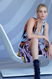 Jennifer Lawrence - Photoshoot for Dior 2015