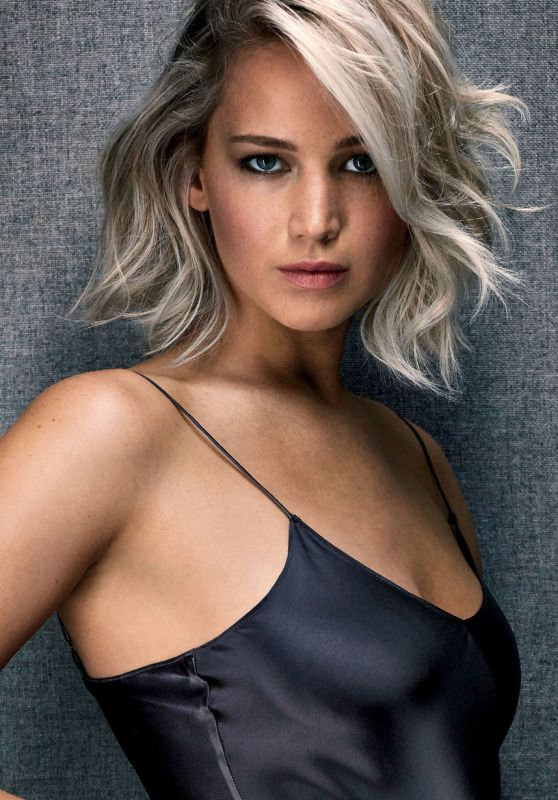 Jennifer Lawrence - Photoshoot for Entertainment Weekly December 2015