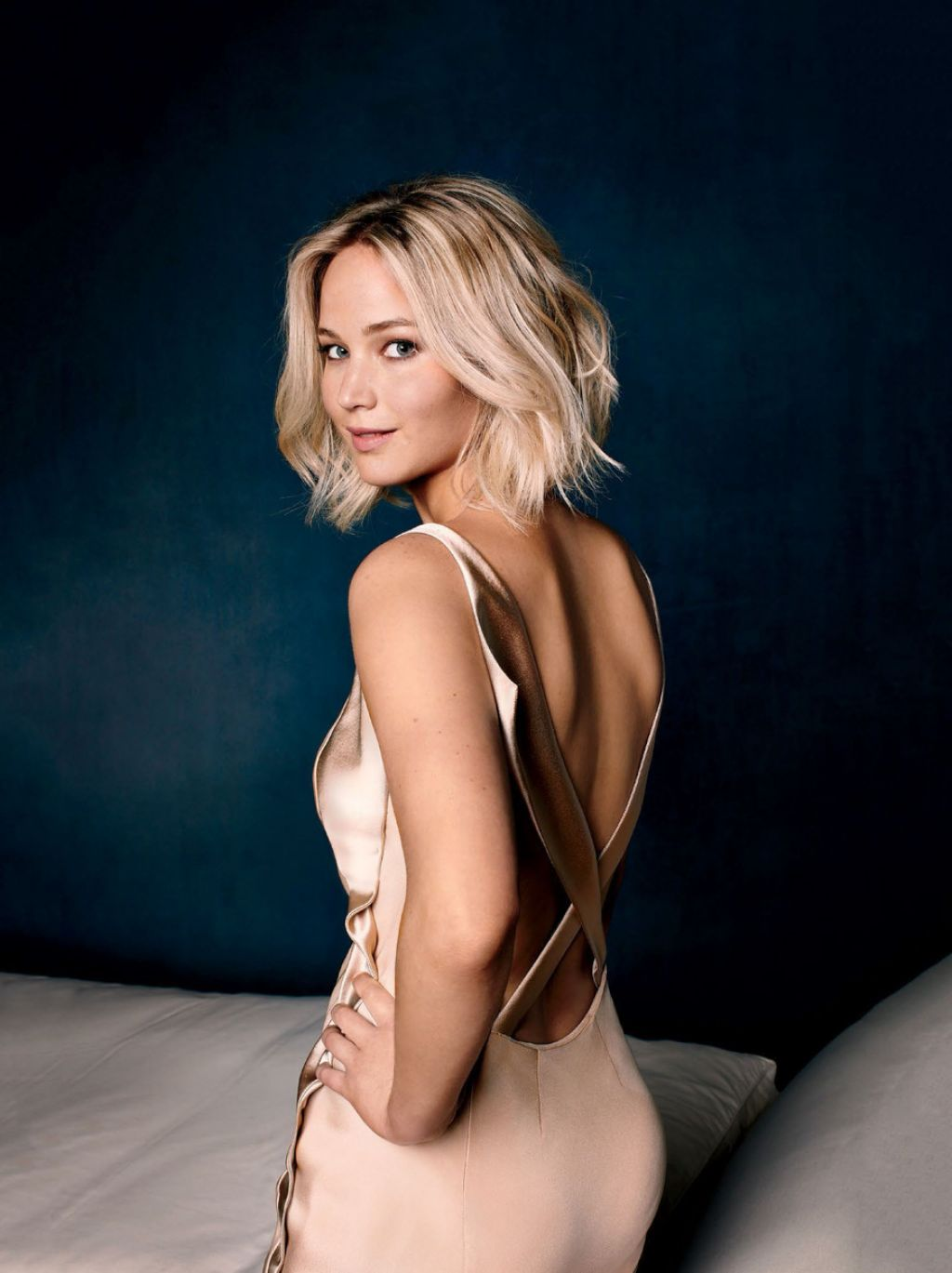 Jennifer Lawrence Photoshoot For Entertainment Weekly