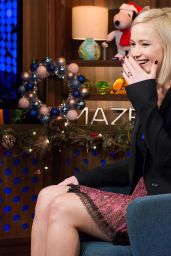 Jennifer Lawrence - Watch What Happens Live, December 2015