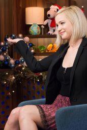 Jennifer Lawrence - Watch What Happens Live, December 2015