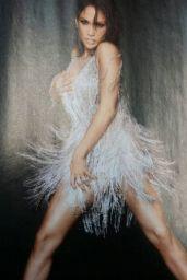 Jennifer Lopez in White Outfit - People En Español Magazine