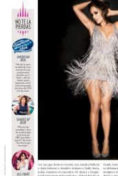 Jennifer Lopez in White Outfit - People En Español Magazine