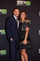 Jessica Ennis Hill - 2015 BBC Sports Personality of the Year Award in Belfast