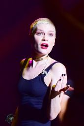 Jessie J - Performs in Concert in at the Diamond Island Complex, Phnom Penh, Cambodia