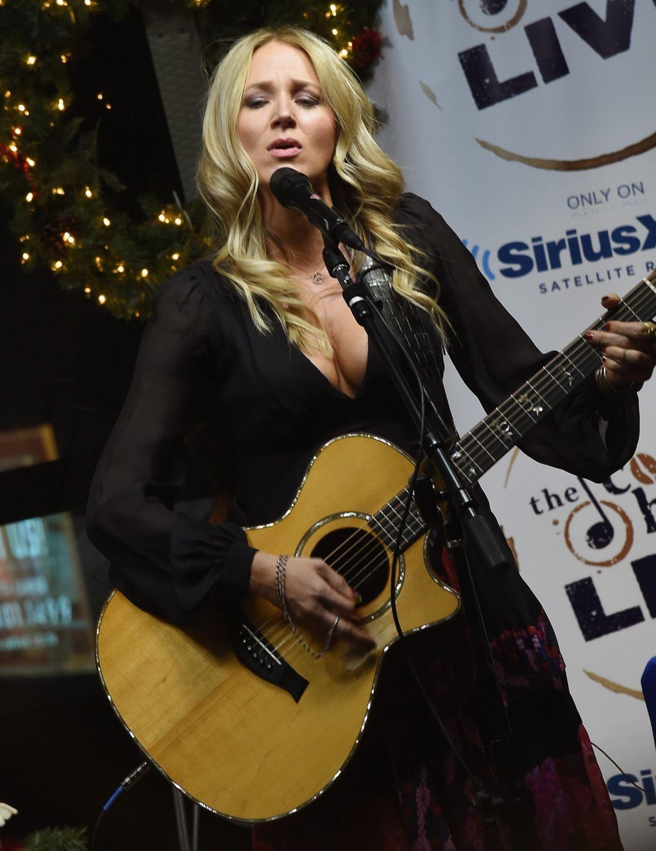 Jewel Kilcher 2015 Siriusxm Acoustic Christmas With