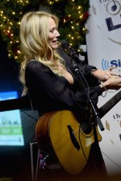 Jewel Kilcher - 2015 SiriusXM Acoustic Christmas With Jewel And Shawn Mullins in Nashville