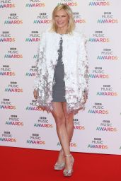 Jo Whiley – BBC Music Awards 2015 at the Genting Arena in Birmingham