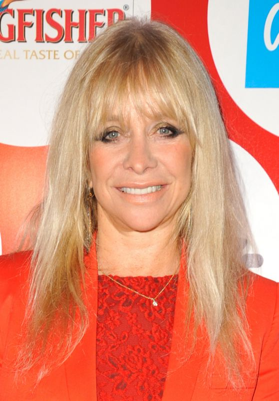 Jo Wood – 2015 British Curry Awards at the Battersea Evolution in London