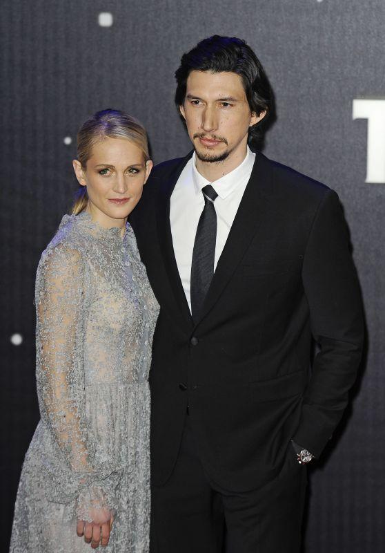 Joanne Tucker – Star Wars: The Force Awakens Premiere in London