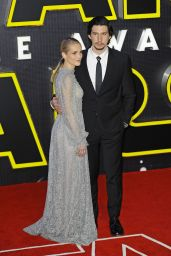 Joanne Tucker – Star Wars: The Force Awakens Premiere in London