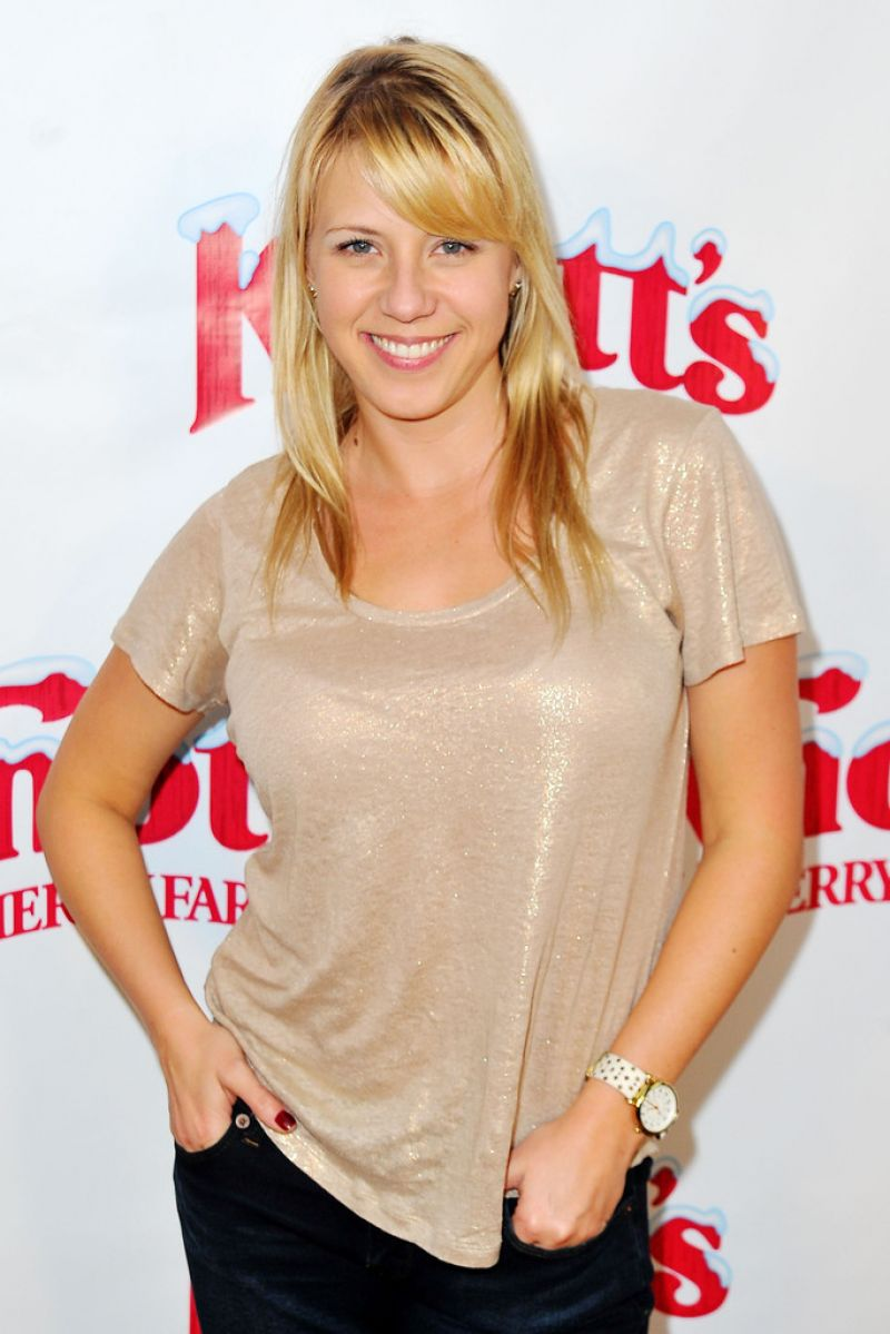 how tall is jodie sweetin