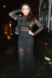 Jordan Sargeant – Attending Billie Faiers' In The Style Launch Party in London, December 2015