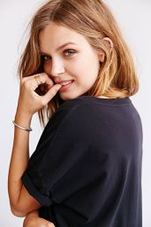Josephine Skriver - Urban Outfitters Collection, December 2015
