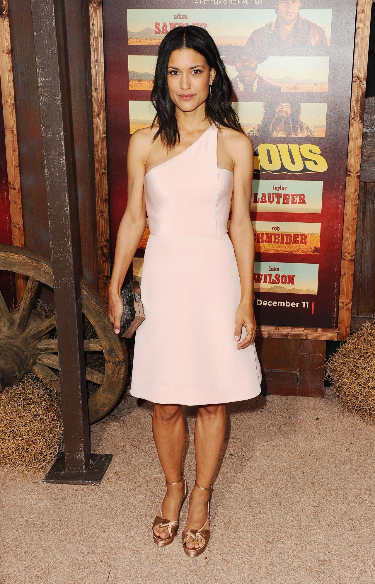 Julia Jones – Netflix's 'The Ridiculous 6' Premiere in Universal City