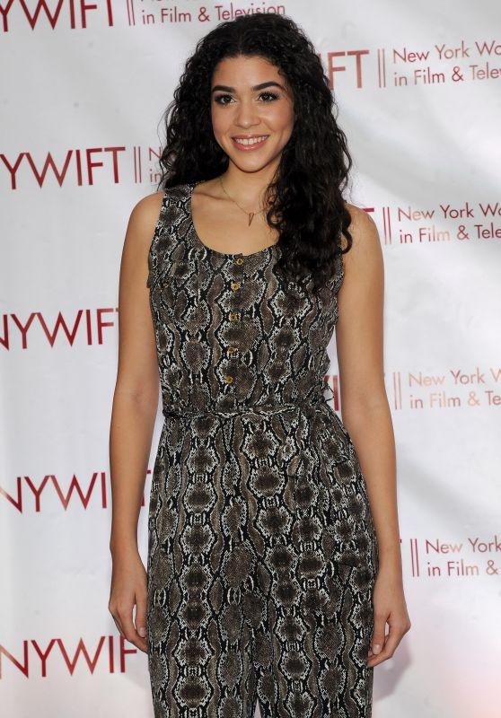 Karina Ortiz – 2015 New York Women in Film & Television's Muse Awards