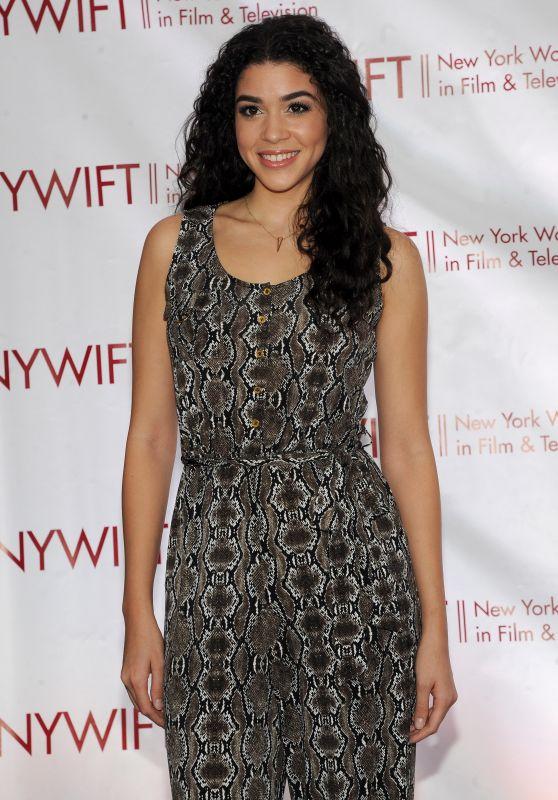 Karina Ortiz – 2015 New York Women in Film & Television's Muse Awards
